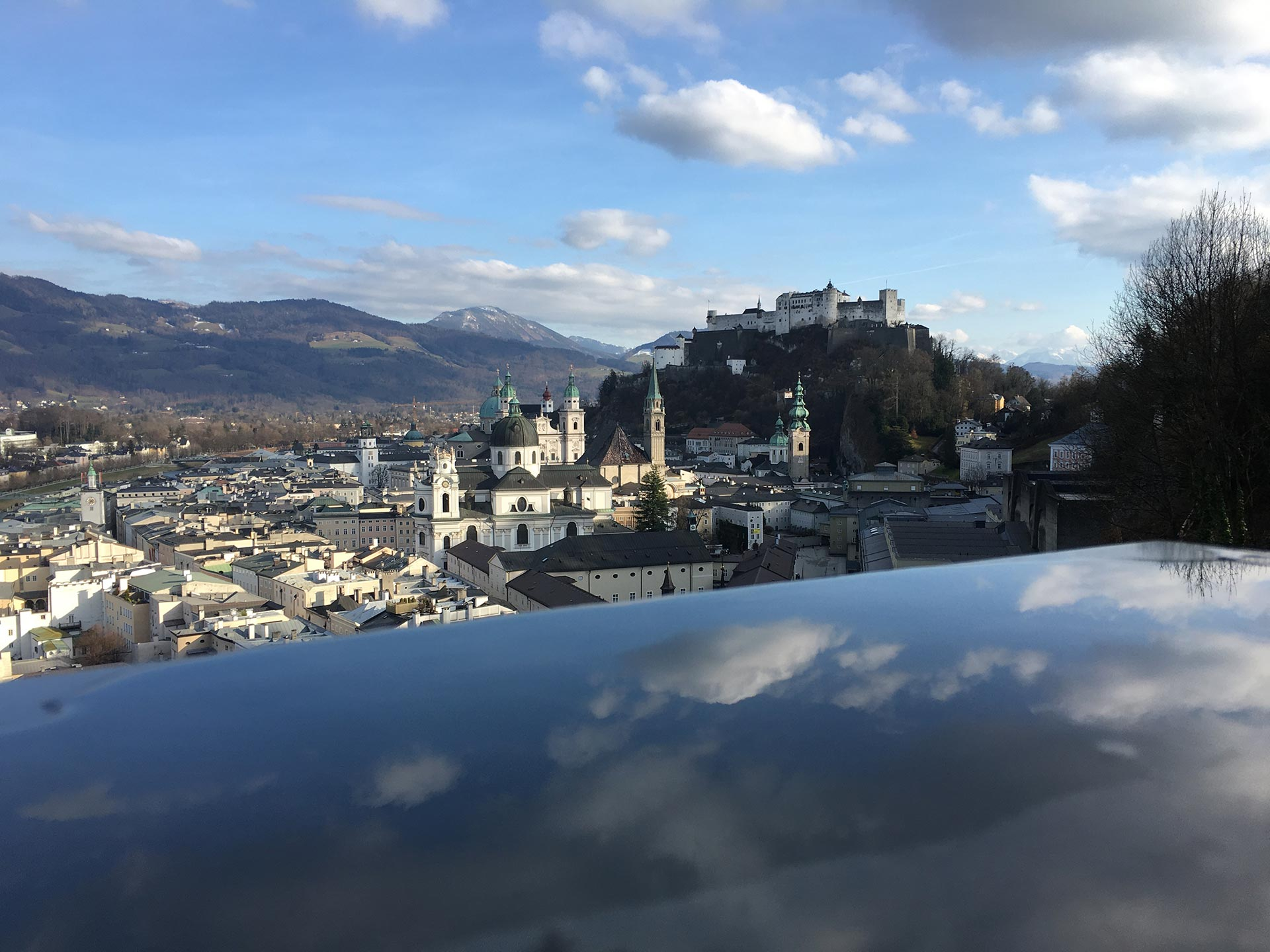 Salzburg Panorama M32